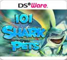 101 Shark Pets Nintendo DSi Front Cover