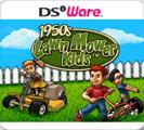 1950s Lawn Mower Kids Nintendo DSi Front Cover