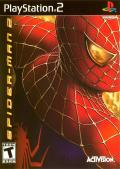Spider-Man 2 PlayStation 2 Front Cover