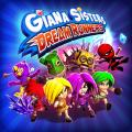 Giana Sisters: Dream Runners PlayStation 4 Front Cover