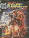 Back to the Future Part III ZX Spectrum Front Cover