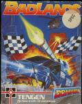 Badlands ZX Spectrum Front Cover