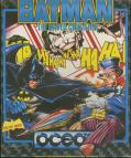 Batman: The Caped Crusader ZX Spectrum Front Cover