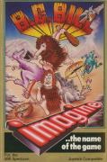 B.C. Bill ZX Spectrum Front Cover