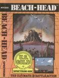 Beach-Head ZX Spectrum Front Cover