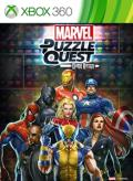 Marvel Puzzle Quest Xbox 360 Front Cover