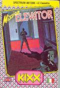 Mission Elevator ZX Spectrum Front Cover
