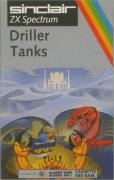 Driller Tanks ZX Spectrum Front Cover