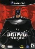 Batman: Vengeance GameCube Front Cover