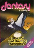 Beaky and the Egg Snatchers ZX Spectrum Front Cover