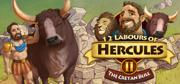 12 Labours of Hercules II: The Cretan Bull Linux Front Cover