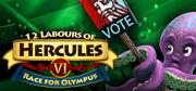 12 Labours of Hercules VI: Race for Olympus Linux Front Cover