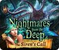 Nightmares from the Deep 2: The Siren's Call Macintosh Front Cover