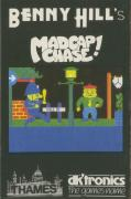 Benny Hill's Madcap Chase ZX Spectrum Front Cover