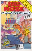 Big Nose's American Adventure ZX Spectrum Front Cover