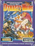 Dynasty Wars ZX Spectrum Front Cover