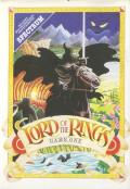 The Fellowship of the Ring ZX Spectrum Front Cover