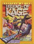 The Legend of Kage ZX Spectrum Front Cover