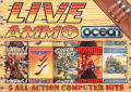 Live Ammo ZX Spectrum Front Cover