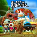Blast 'Em Bunnies PlayStation 4 Front Cover