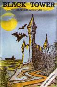 The Black Tower ZX Spectrum Front Cover