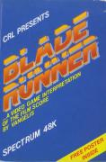 Blade Runner ZX Spectrum Front Cover