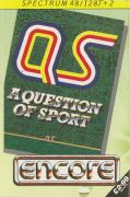 A Question of Sport ZX Spectrum Front Cover