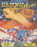 Blood Brothers ZX Spectrum Front Cover