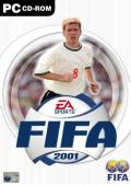 FIFA 2001 Windows Front Cover Scholes