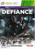 Defiance Xbox 360 Front Cover