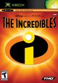 The Incredibles Xbox Front Cover