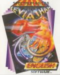 Leviathan ZX Spectrum Front Cover