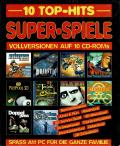10 Top-Hits: Super-Spiele DOS Front Cover