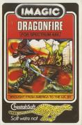 Dragonfire ZX Spectrum Front Cover