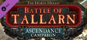 The Horus Heresy: Battle of Tallarn - Ascendance Campaign Macintosh Front Cover