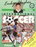 Emlyn Hughes International Soccer ZX Spectrum Front Cover