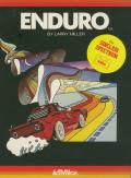 Enduro ZX Spectrum Front Cover