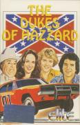 The Dukes of Hazzard ZX Spectrum Front Cover