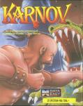 Karnov ZX Spectrum Front Cover