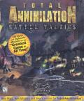 Total Annihilation: Battle Tactics Windows Front Cover