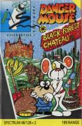 Danger Mouse in the Black Forest Chateau ZX Spectrum Front Cover