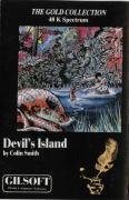 Devil's Island ZX Spectrum Front Cover