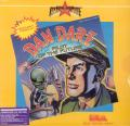 Dan Dare: Pilot of the Future Commodore 64 Front Cover