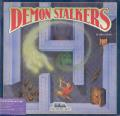 Demon Stalkers Commodore 64 Front Cover