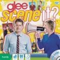 Scene It?: Glee DVD Player Front Cover