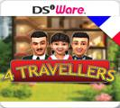 4 Travellers: Play French Nintendo DSi Front Cover