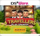 4 Travellers: Play Spanish Nintendo DSi Front Cover