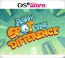 Aahh! Spot the Difference Nintendo DSi Front Cover