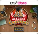 Academy: Checkers Nintendo DSi Front Cover