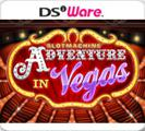 Adventure in Vegas: Slot Machine Nintendo DSi Front Cover